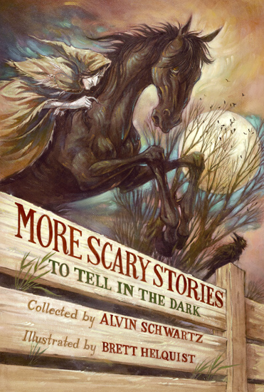 More Scary Stories cover